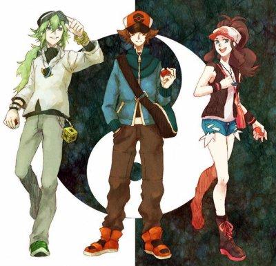 Les personnages de ma fiction