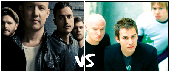 . The Fray VS Lifehouse .