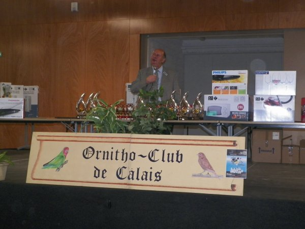 CONCOURS DE CALAIS 2012