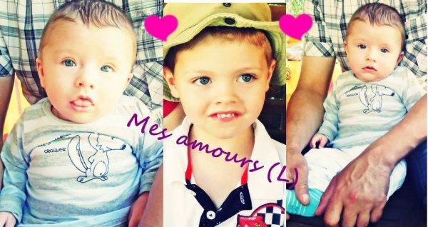 mon neveux et mon filleul :D !