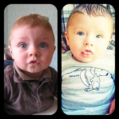 Mes bebes :)