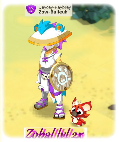Un zozo, un zozo, un zoo-balle ! :D