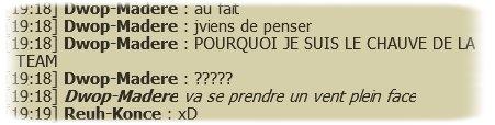 Gros délires en Rasboul :D