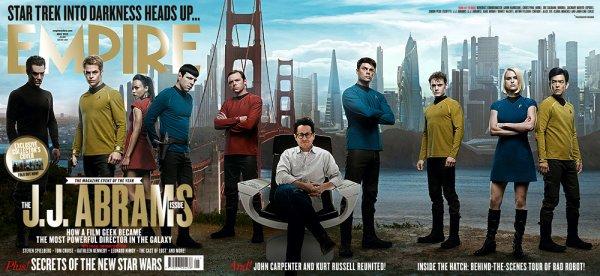 Star Trek Into Darkness : un nouveau trailer fait son apparition (vidéo)