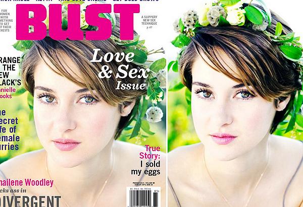 ❀ Photoshoot BUST-Magazine ❀