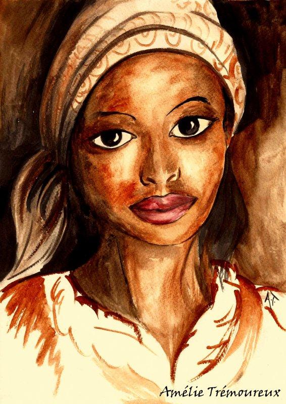 Espérance, réfugiée tutsi