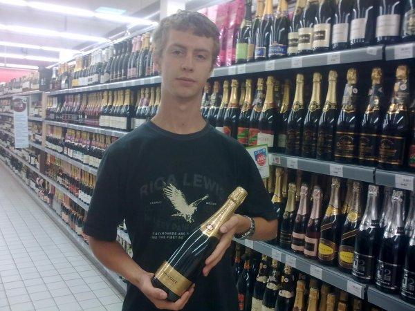 Le champagne Bricout !