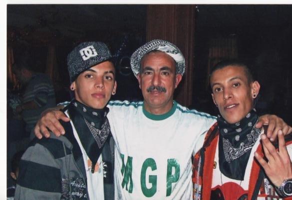 hamid bilahoudoud k-two l'algerien
