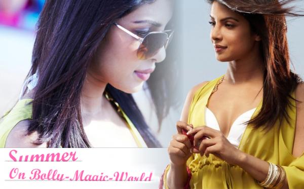 I'm Back                   Piix : Priyanka