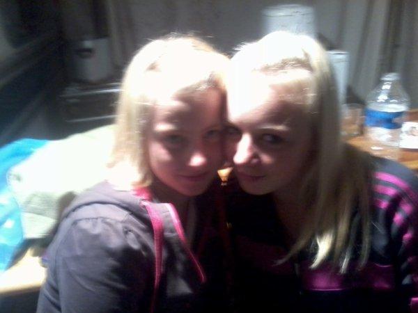 Mwa et Delphine