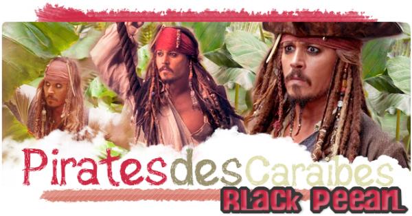 Pirates des caraïbes : Les films .