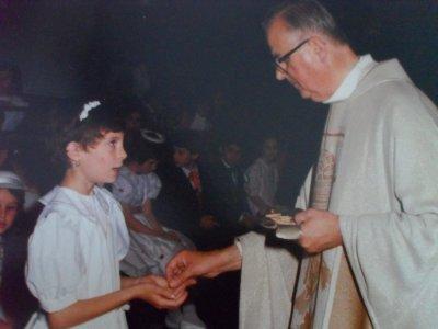 My communions!