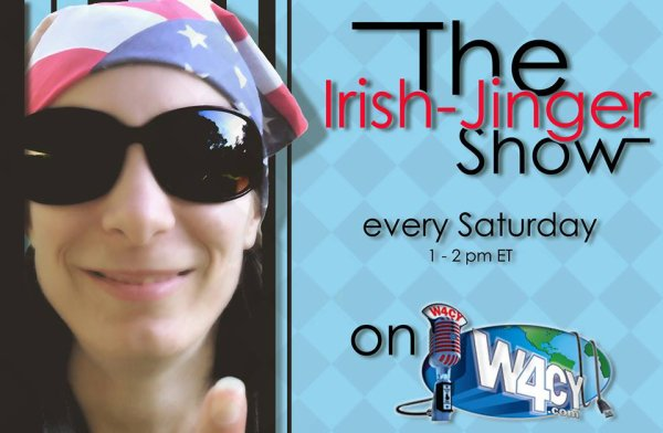 Don't miss next week The Irish-Jinger Show!