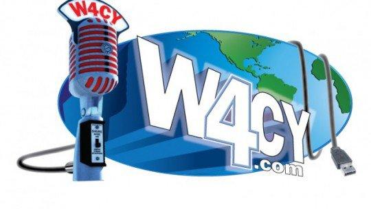 You too become a radio broadcaster!