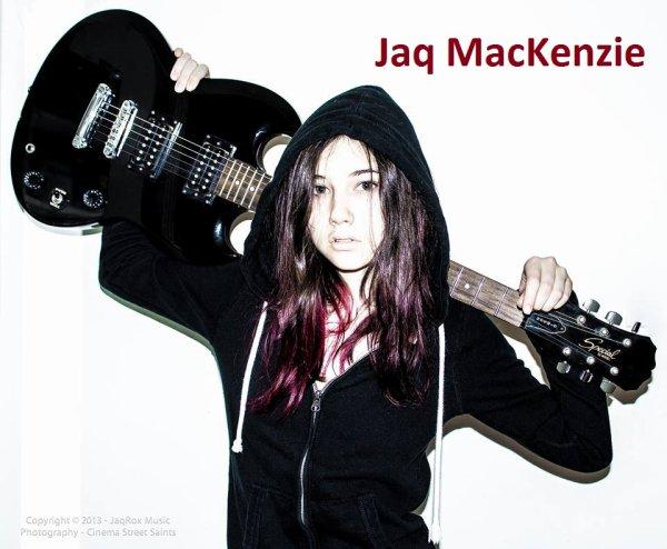Jaq MacKenzie.