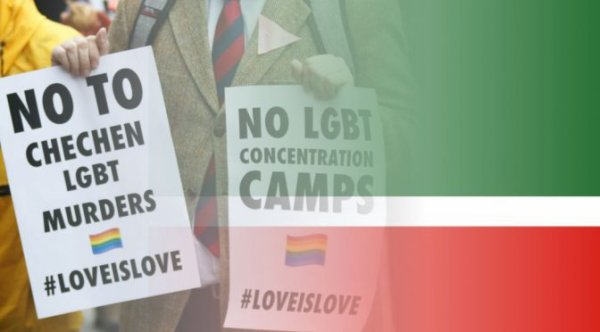 Everybody Should Talking About - LGBTQ Community Genocide to Chechnya