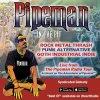 The Pipeman Radio Tour 2017