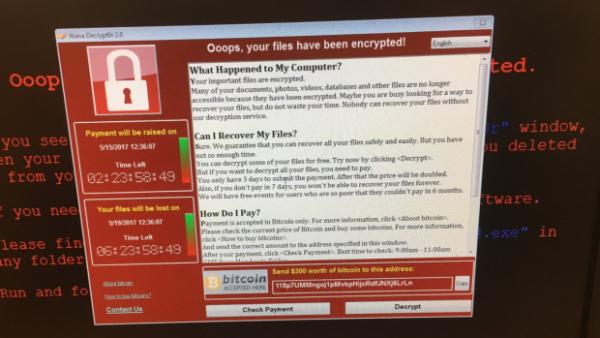 World Cyber Attack