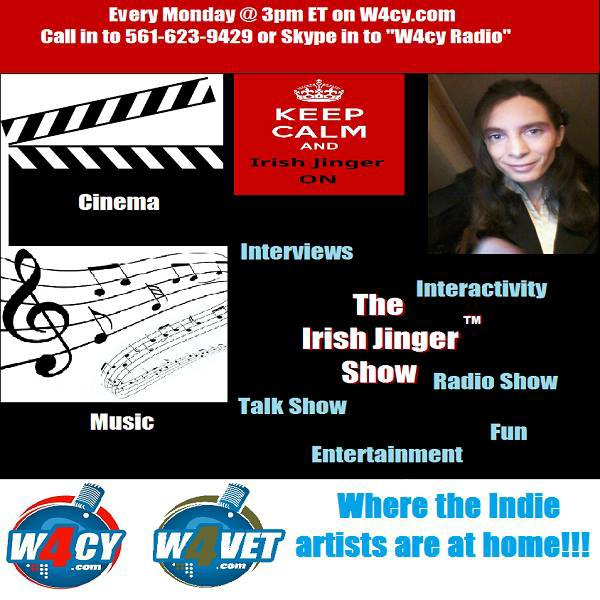 Promotion of the W4cy Radio & The W4wn Radio Shows