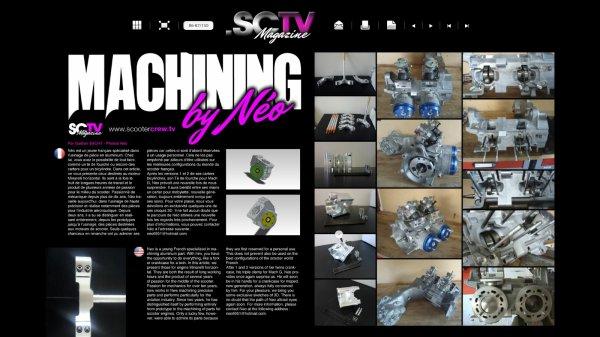 Passage dans le magazine SCTV