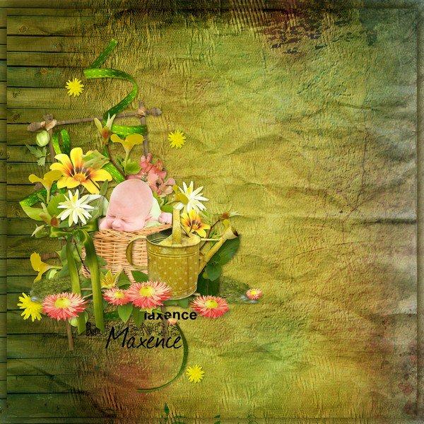 LAU : un chemin de fleurs