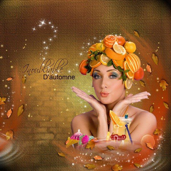 MELLYE CREATIONS :  sweet autumn