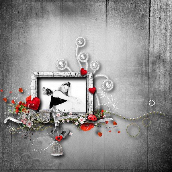 MEL CREA : romantique stroll