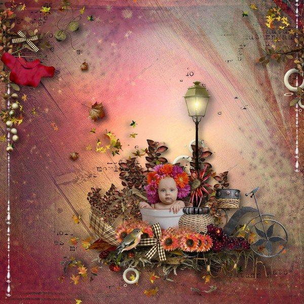 NANLY DESIGN : parfum d'automne