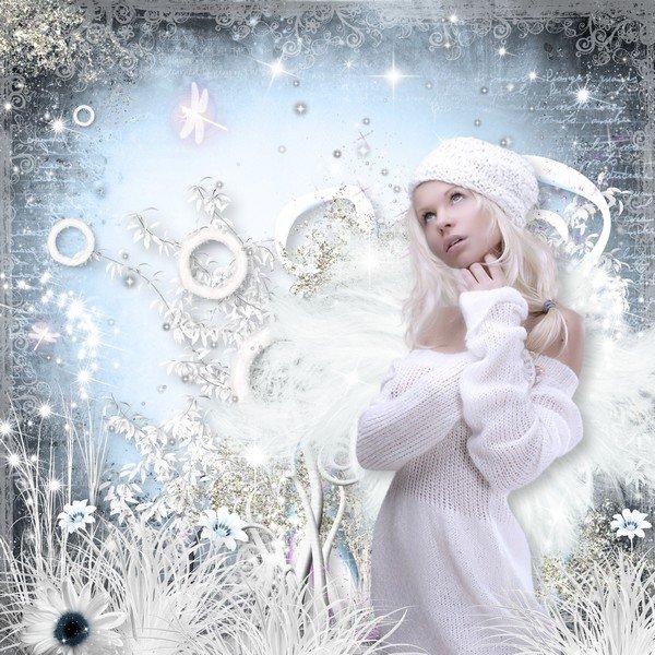 MELLYE CREATIONS : magic world under the snow