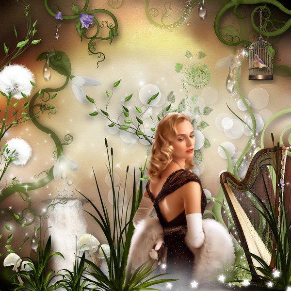 MELLYE CREATION : monde féérique