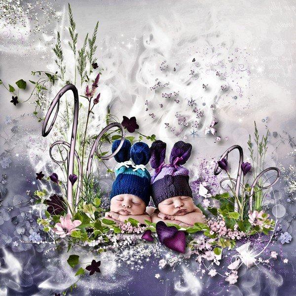 MELLYE CREATIONS : my fairy wonderland