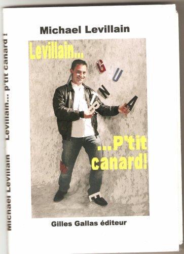 Levillain...P'tit canard !!! Un incroyable recueil de jeu de mots...