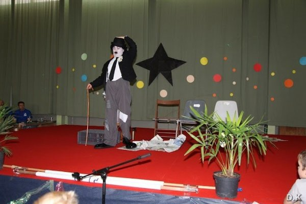 Charlie Chaplin en Chair et en os : Le Spectacle !