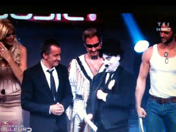 Charlie Chaplin sur TF1 : Qui sera le meilleur sosie ce soir !