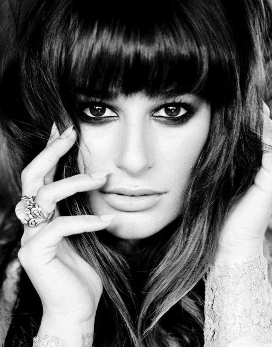Lea Michele ッ