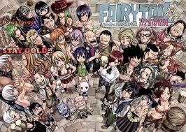 Petite présentation de Fairy Tail !