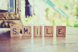 Pour mon smile