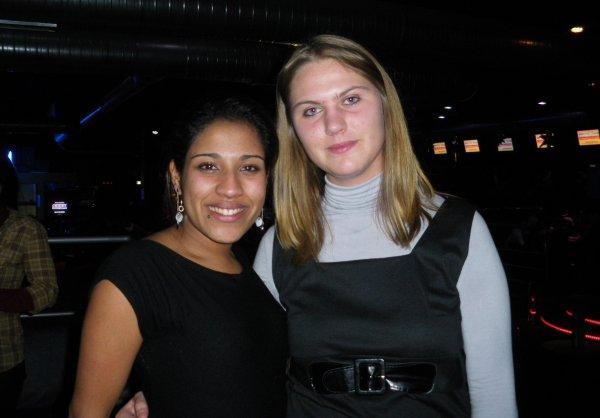 Joanna Lagrave (Star ac'8) & Moi