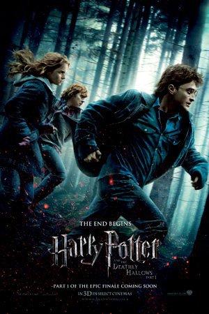 Harry Potter et les Reliques de la Mort - Partie 1 - Nouvelle affiche