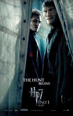Harry Potter et les Reliques de la Mort - 1ér Partie - Affiche