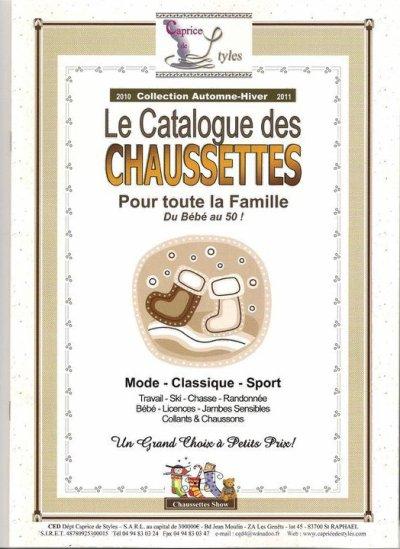 COLLECTION  Chaussette pour toute la famille     NOUVEAU