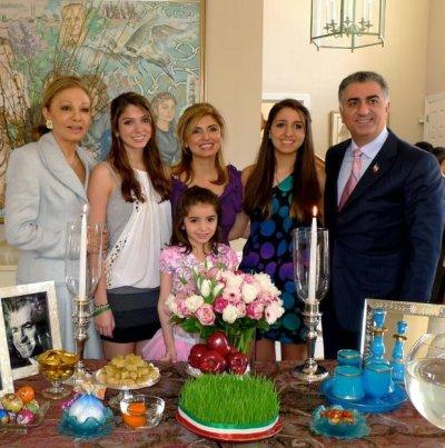 Dinastia Iraní : Pahlavi