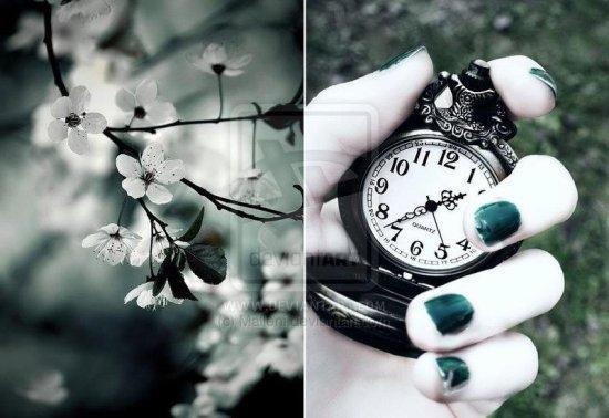 Le temps :