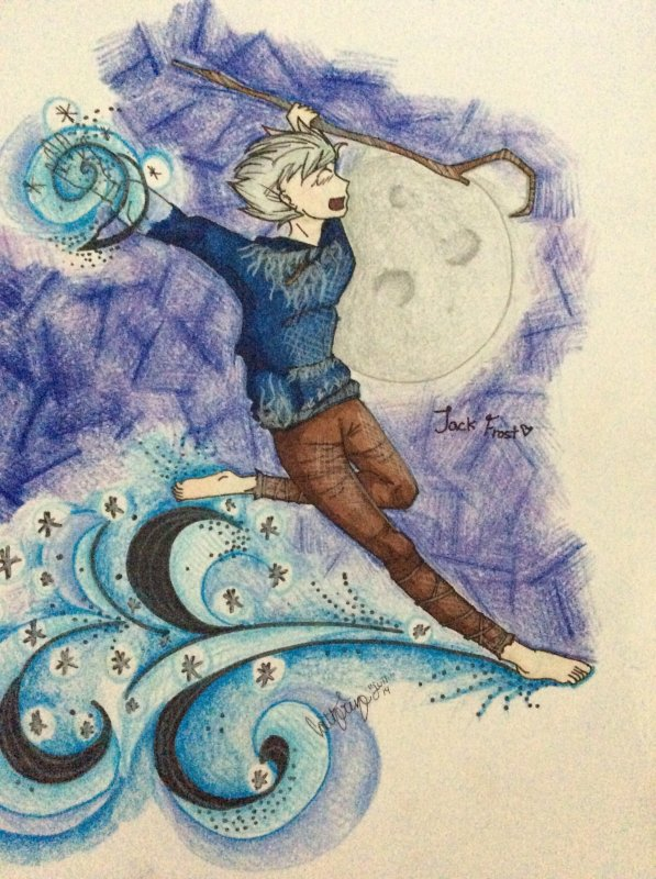 Jack Frost!!!! <3