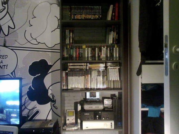 Ma collection ps3