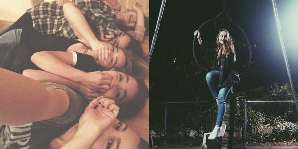 Sabrina à la première de Horns à Los Angeles le 30 octobre 2014