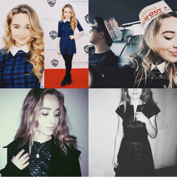Sabrina au Family Day le 16 novembre partie 2