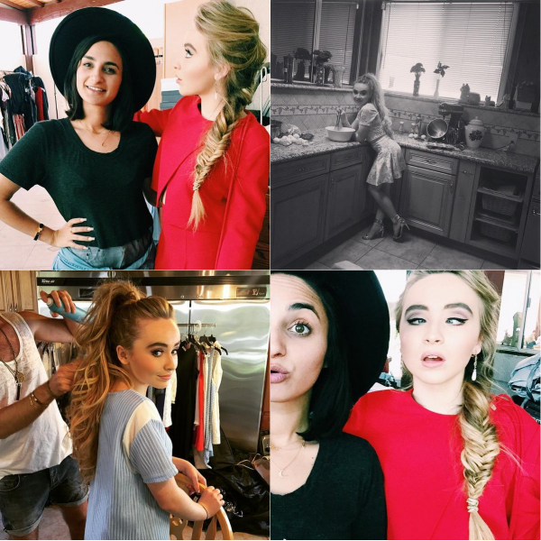 Behind the Scenes d'un photoshoot pour le magazine Nation Alist