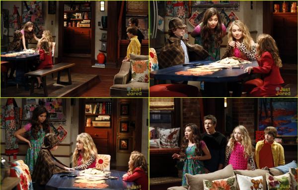 Voici des stills de l'épisode 2x11 de GMW