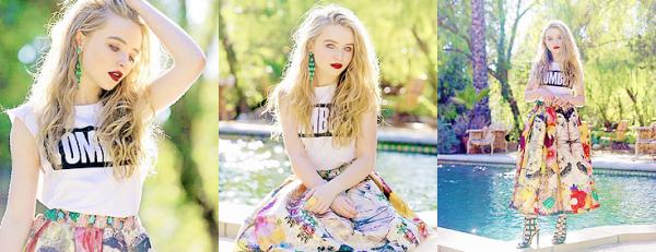 Sabrina fait la couverture du magazine LVLten Magazine du mois de Septembre/Octobre
